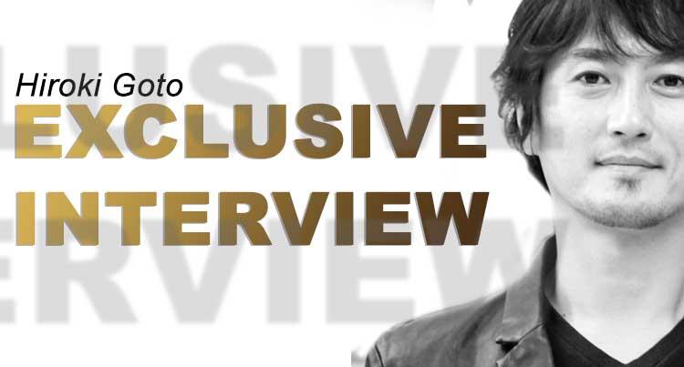 Ekskluziven intervju s Hiroki Gotom!