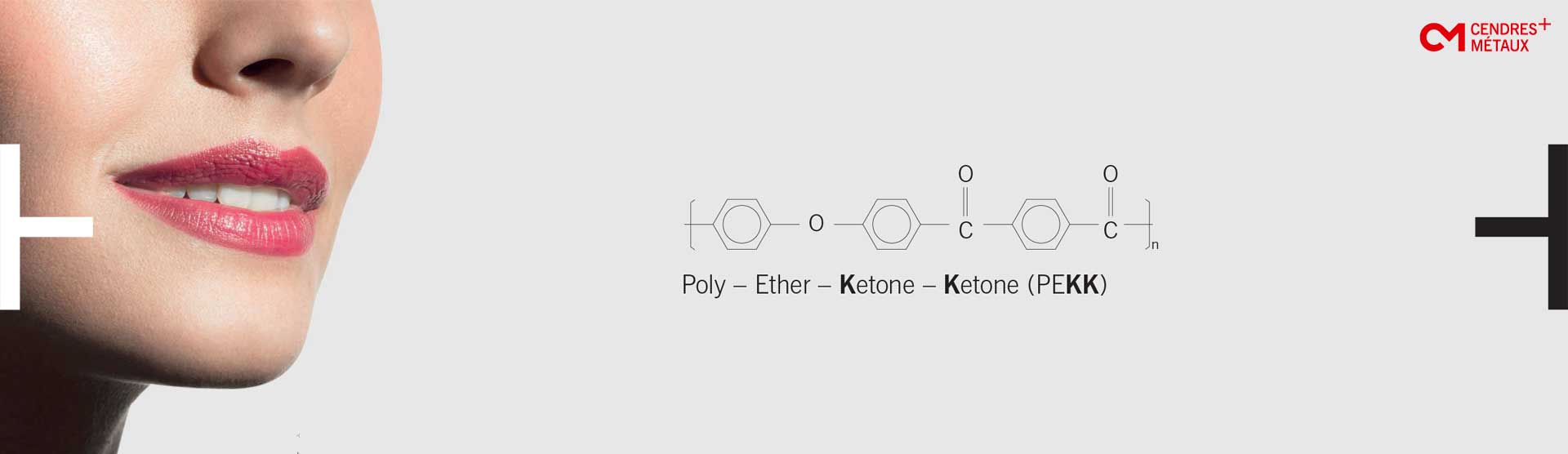 Zadnja generacija polimerov - Pekkton® ivory!
