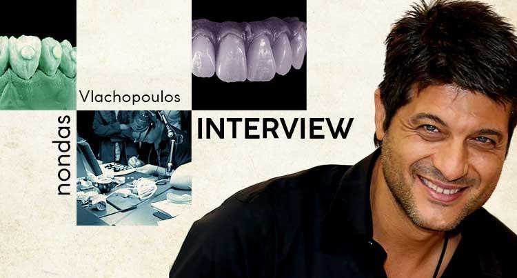 Intervju z vrhunskim tehnikom in predavateljem: NONDAS VLACHOPOULOS