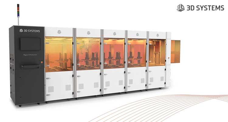 3D sistemi Figure 4 ustvarja 3D produkcijo - Future is today!