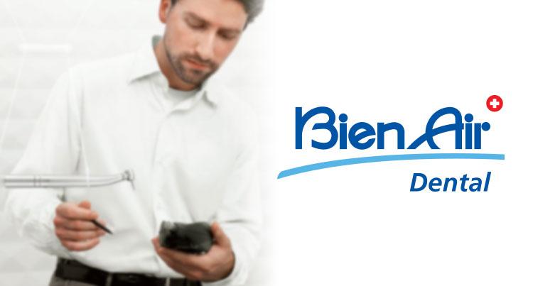 ODKRIJTE Bien-Air Dental, ki postavlja vedno lestvico višje