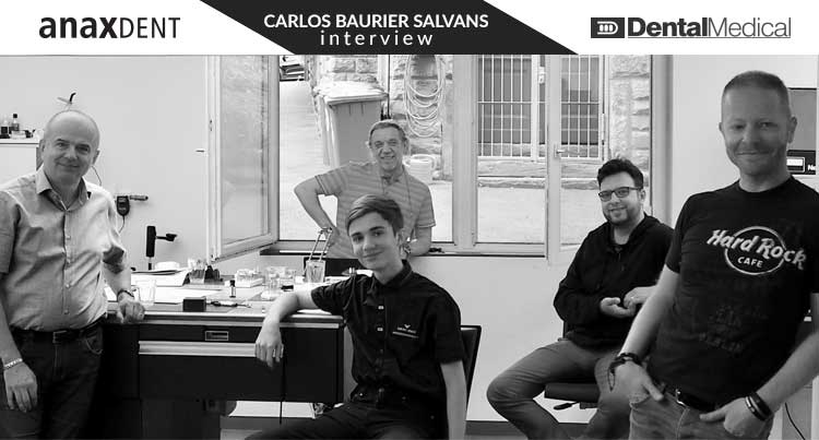 SPOZNAJTE Anaxdent - Q&A s predavateljem Carlos Baurier Salvansa